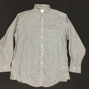 Brooks Brothers Vintage Buttondown shirt 16-34